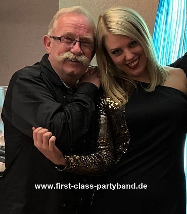 FIRST CLASS PARTYBAND auch als Duo