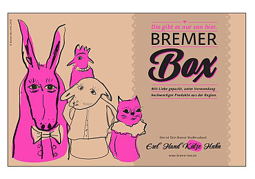 Bremer Box - neues Design