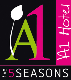 Logo: FIVE Seasons A1 Hotel Stuhr