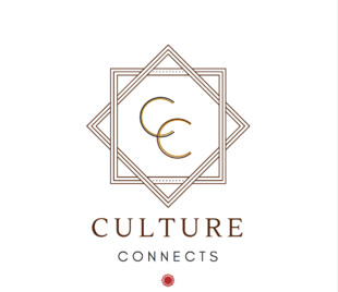 Logo: Culture Connects - Kultur verbindet
