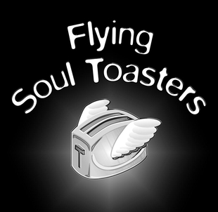 Logo: Flying Soul Toasters
