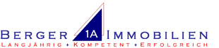 Logo: BERGER 1A IMMOBILIEN GmbH & Co. KG