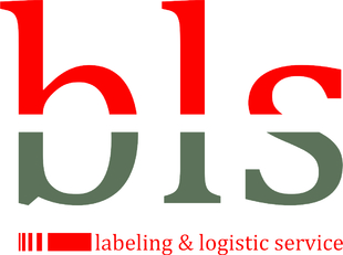Logo: BLS labeling & logistic service GmbH