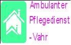 Logo: Ambulanter Pflegedienst Vahr